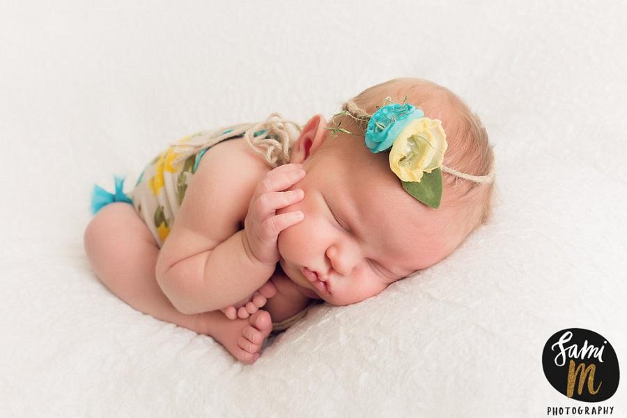 Samim photography valdosta ga newborn photographer