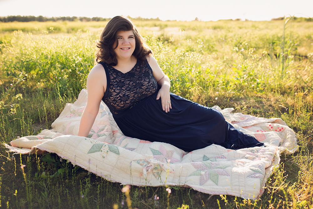 SamiM Photography Spring Portraits Wild Turnip maternity session