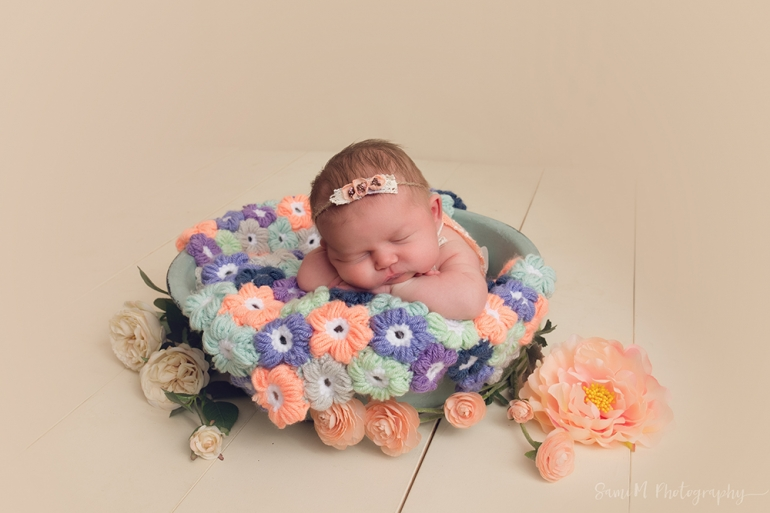 Valdosta, GA Newborn Photographer