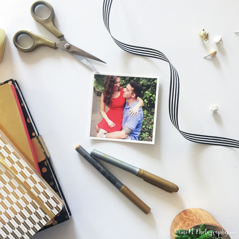 How to create a Insta-worthy photo Button