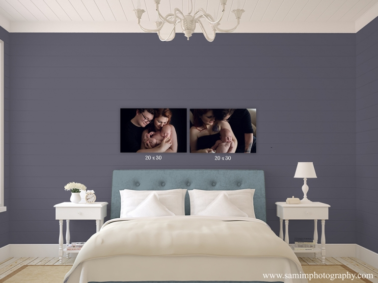 ashburn ga photographer choosing the right wall art