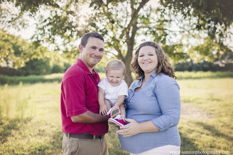 Ashburn Ga Photographer outdoor maternity session