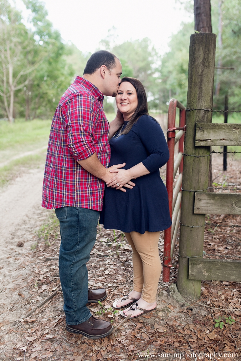 Ashburn Ga Maternity photographer Fall country maternity session