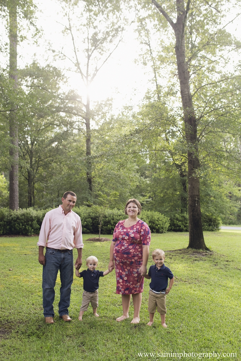 South Georgia Maternity Session
