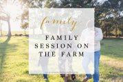 Fall session on the farm